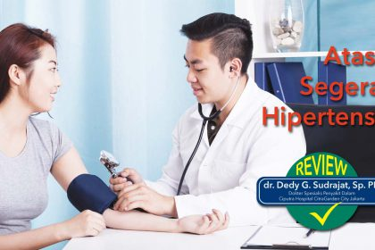 Atasi Segera Gejala Hipertensi