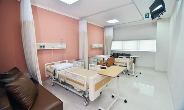 Kelas 1 Citra Garden City Rumah Sakit Terbaik Berstandarisasi Internasional Ciputra Hospital