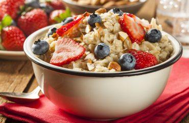Manfaat Oatmeal