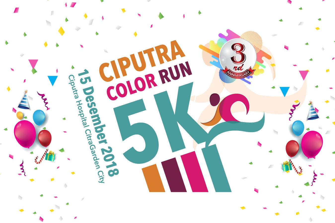 hut cgc 3 color run