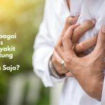 Berbagai Jenis Penyakit Jantung dan Pengaruhnya Kepada Tubuh