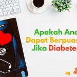 berpuasa jika menderita diabetes