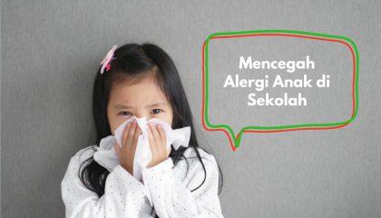 alergi parah di sekolah