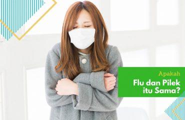 Gejala Influenza atau Salesma