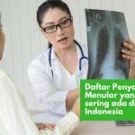 5 Daftar Penyakit Menular yang Sering Dialami Orang Indonesia